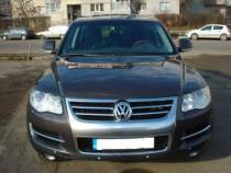 VW Touareg pe perne de aer full inmatriculat taxa o