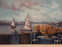 Picturi ulei pe panza
