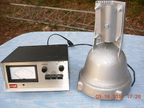 Unitate manuala pozitioner antena radio amatori