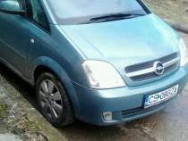 Opel Meriva an fab.2006/1,6. 16 v ,benz. inmatric. Romania