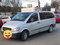 Inchiriere - Rent a car - Mercedes Vito