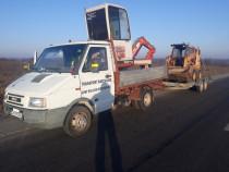 Transport /Tractari auto utilaje 24/24
