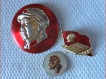 3 insigne comuniste