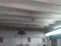 Pod rulant monogrinda 1,2 tone deschidere 9 metri