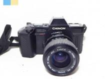 Chinon CP-7m, obj Exakta 35-70mm f/3.5-4.8 Pentax K-mount
