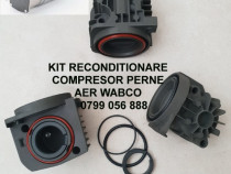 Kit reparatie compresor perne aer Audi, VW, Mercedes, Rover