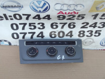 Panou comenzi caldura AC VW Golf 7 VW Passat B8 dezmembrez V