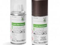 Set Spray Vopsea + Lac Oe Skoda Brown Maple H8Z/4Q4Q