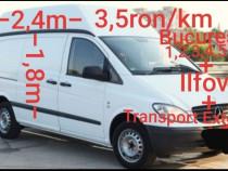 Transport Mobila Marfa