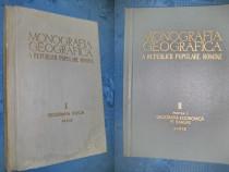 1754-Monografia Geografica RPR-anul 1960. Vol 1+ 2.