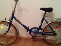Bicicleta pegas pliabila 20 toli