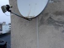 Montez reglez antene satelit