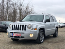 Jeep Patriot 2010, 2.0 diesel, 4X4, full piele ==RATE==