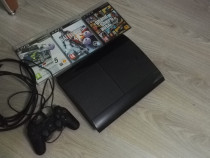 Consola PS 3 super slim (HDD 1 TB)