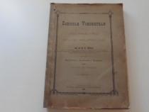 Carte veche codicele voronetean ion sbiera 1885