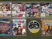 Joc PlayStation 3/PS3:FIFA 11,PES 11,13, Guitar Hero,Smack D