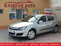 Opel astra h,garantie 3 luni,rate fixe,motor 1600 cmc,105 cp