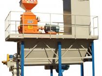 Instalație automatizată de măcinare a cerealelor