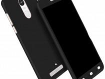 Carcasa protectie Xiaomi Redmi Note 4, husa 360 grade full