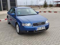 Audi a4 2002 berlina 1.9 tdi AWX 131cp/adus recent/IMPECABIL