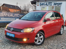 VW Golf 6 Plus / 2010 / 1.6 TDI / Rate fara avans / Garantie