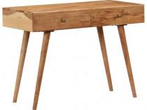 Birou, 100x51x76 cm, lemn masiv de 247685