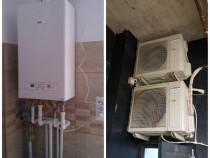 Reparații centrale termice și sisteme de aer conditionat