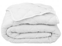 Protecție pentru saltea matlasată, alb, 134203