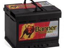 Baterie Banner Power Bull 62Ah 12V 550A 013562190101