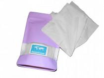 Lavete bumbac umede dezinfectante cu efect antiseptic si ant
