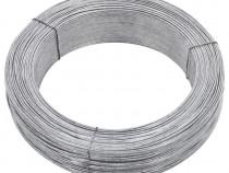 Fir de tensionare pentru gard, 250 m, 2 mm, 144483