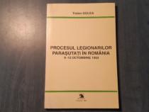 Procesul legionarilor parasutati in Romania Traian Golea