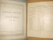 B330A-I-Congresul comunitatii evreiesti 1912 Timisoara...
