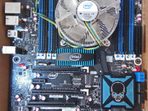 DX79TO 2011 Xeon E5-2670 16 Threads 8 Core Cooler Intel 64GB