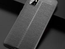 Samsung S20 S20 Plus S20 Ultra - Husa Silicon Neagra Autofoc