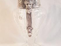 Carafa argint unicat englezeasca
