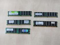 Memorie calculator ram ddr 1GB pc3200 400mhz ddr1 pc2700 333