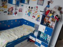 Dormitor copii /Mobilier copil/Pat copii/Corp suspendat