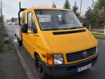 Volkswagen LT 35 Doka, 2000, 2.8TD, 6 locuri, bena lunga