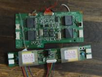 Invertor  CCFL monitor tv