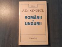 Romanii si ungurii de A. D. Xenopol