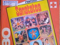 Almanahul revistei Sănătatea 1980