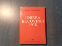 Unirea Bucovinei 1918 de Radu Economu