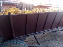 Caruta dupa tractor
