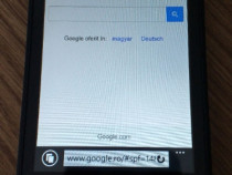Telefon Nokia Lumia 520 functional pentru internet baterie b
