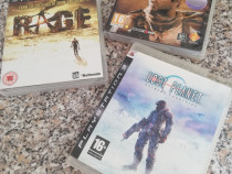 Jocuri PlayStation 3 (Rage, Uncharted 3,Lost Planet)