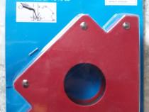 Dispozitiv magnetic pentru sudurā