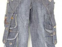 Pantaloni scurti pentru dama, W 28, Bumbac 100%