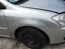 Aripa Toyota Corolla 2002-2007 aripi stanga dreapta dezmembr
