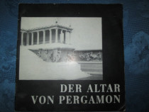 5622-Album de Arta Sculptura-Altarul din Pergam-Der Altar.